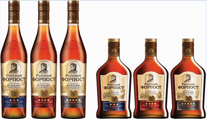 Коньяк, виски, etc. Forpost